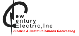 NEW CENTURY ELECTRIC, Inc. Logo